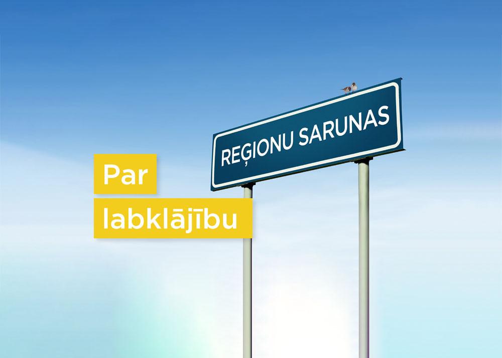 Reģionu sarunas par labklājību