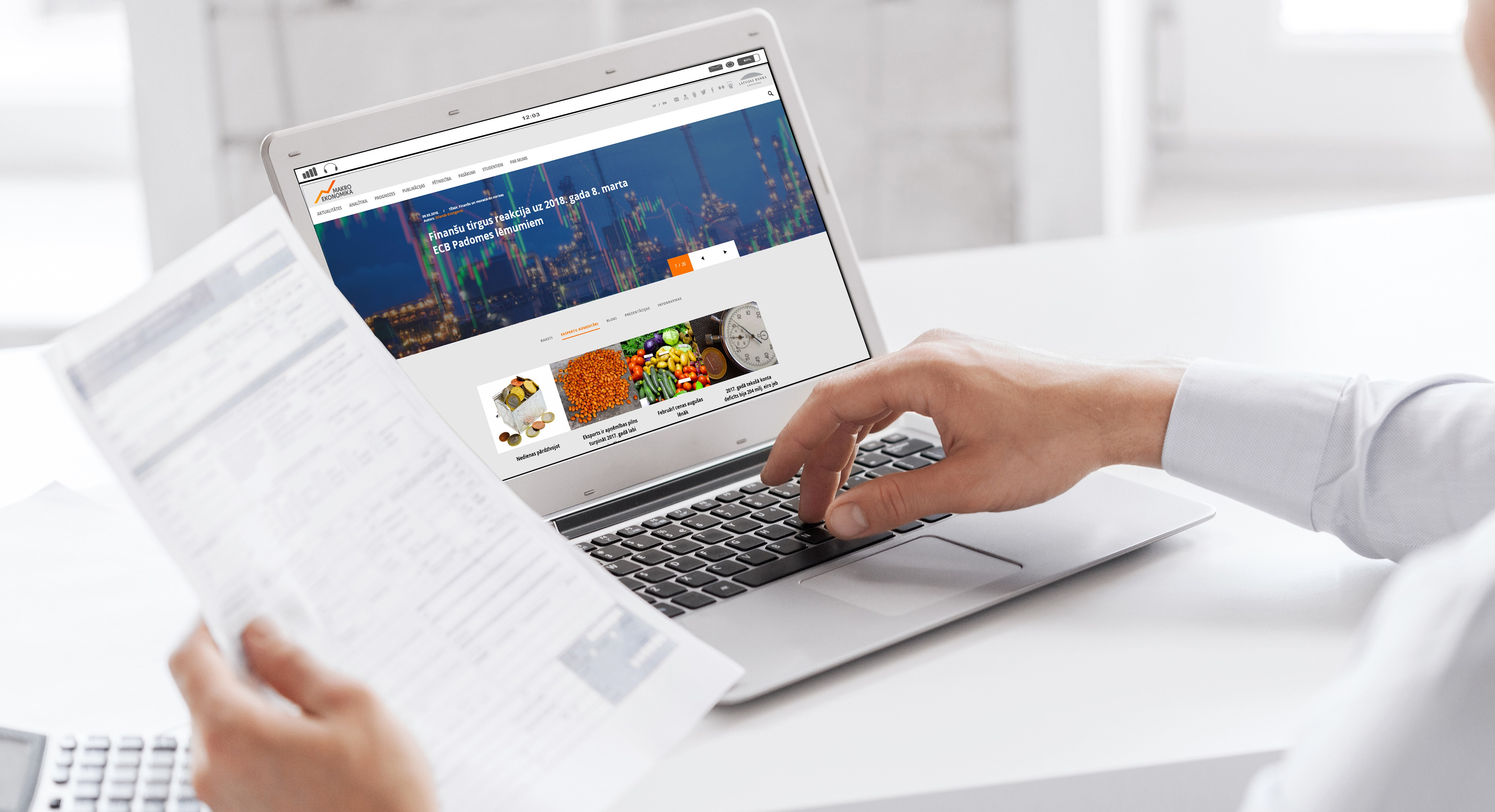 Nāc strādāt par www.makroekonomika.lv redaktoru!