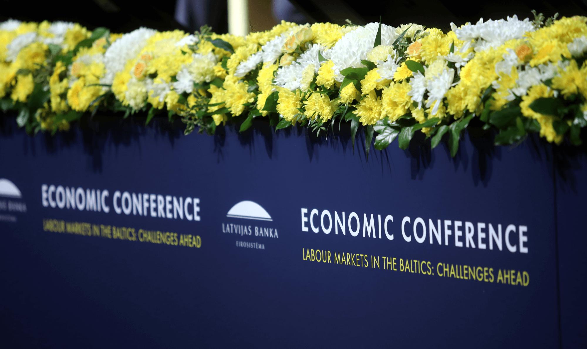 Latvijas Bankas tautsaimniecības konference 2019