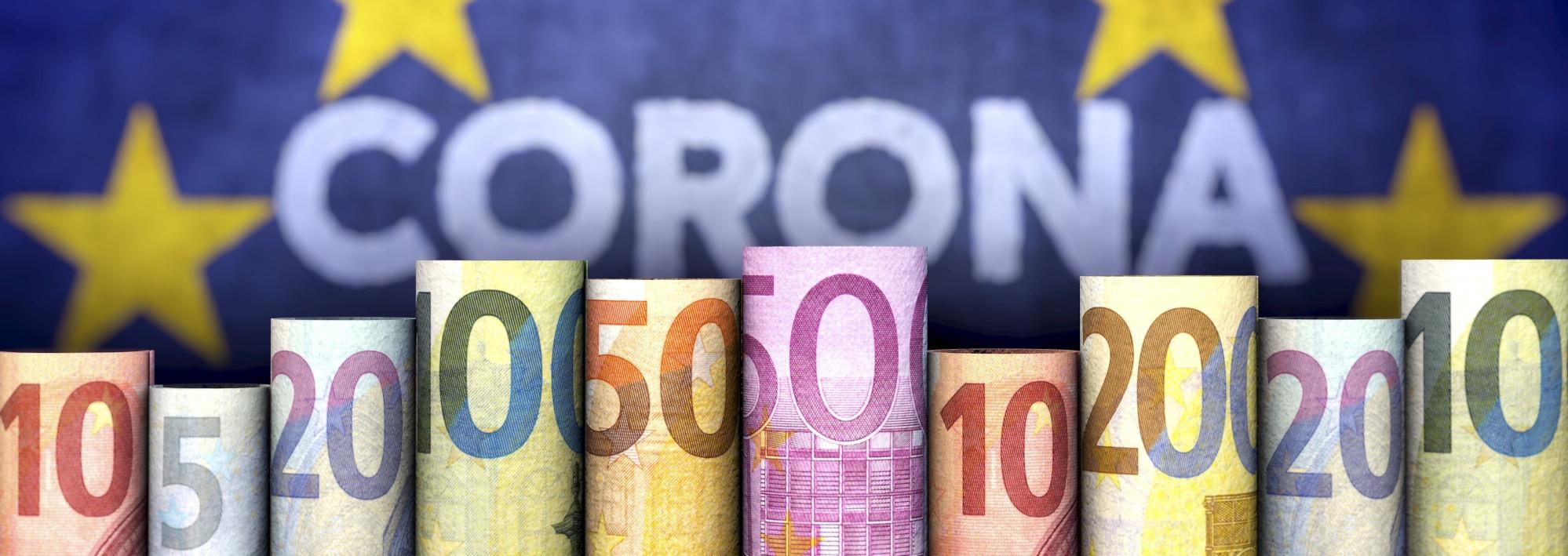 Eiropas Centrālās bankas atbalsts Covid-19 raisītās krīzes pārvarēšanai
