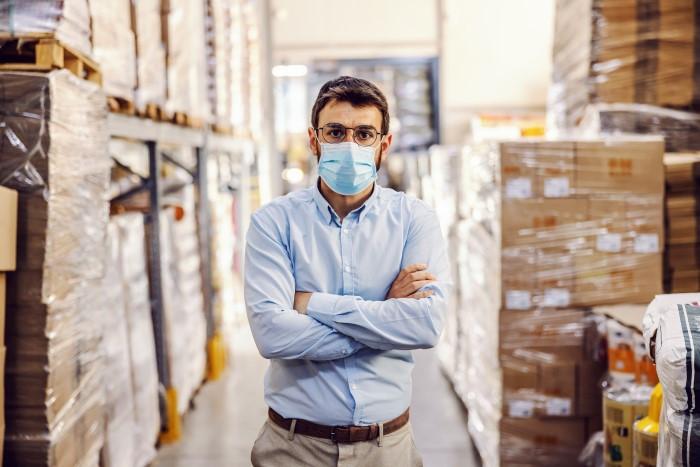 Darba tirgū jau redzama COVID-19 negatīvā ietekme