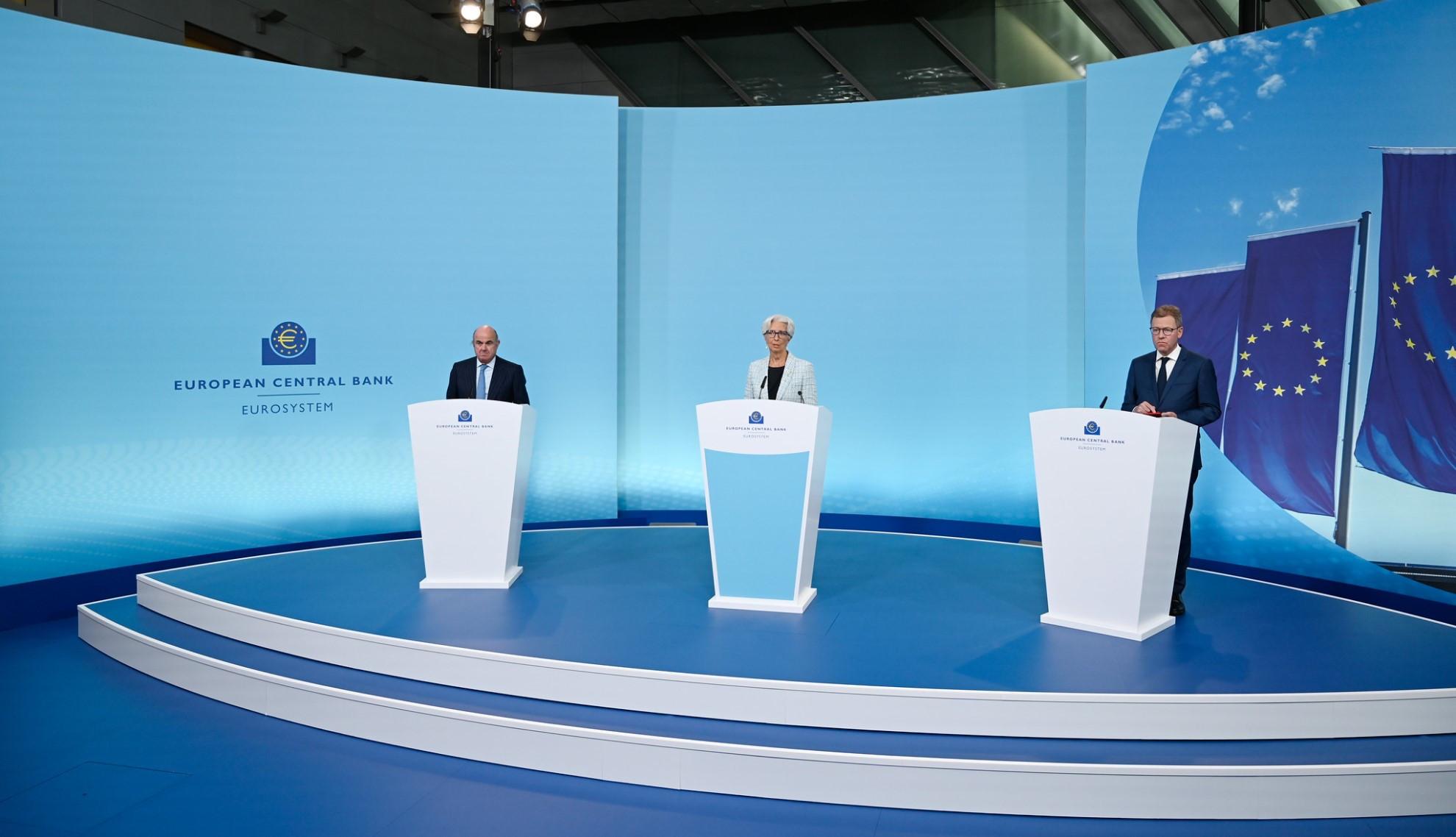Finanšu tirgus reakcija uz 2021. gada 10. jūnija ECB Padomes lēmumiem