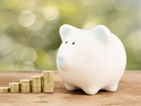 Uzkrājumi bankās pieaug