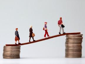 Atalgojums aug, tomēr saglabājas ievērojamas algu atšķirības